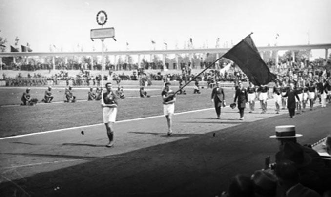 Ceremonia inaugural de los Juegos Olímpicos de Amberes 1920 - Odio Eterno Al Fútbol Moderno
