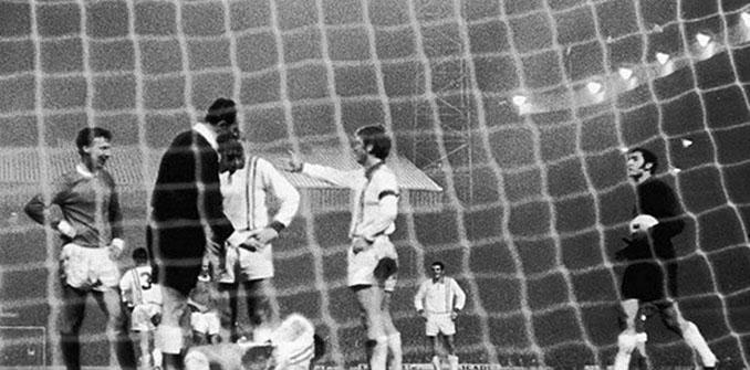 Manchester y Estudiantes disputaron la Copa Intercontinental de 1968 - Odio Eterno Al Fútbol Moderno