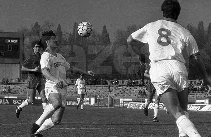 Dorin Mateuţ,. Bota de Oro en la tempora 1988-1989 - Odio Eterno Al Fútbol Moderno