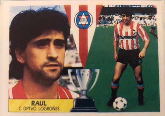 Cromo de Raúl Ruiz - Odio Eterno Al Fútbol Moderno