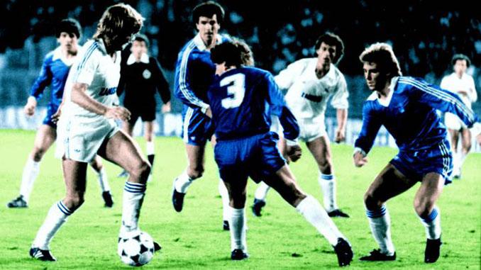 Encuentro entre la Real Sociedad y el Real Madrid en 1982 - Odio Eterno Al Fútbol Moderno