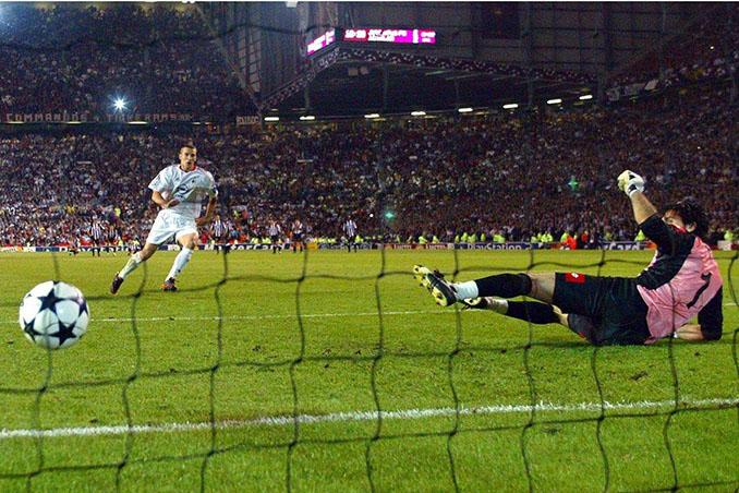 El AC Milan conquistó su sexta Copa de Europa en Old Trafford - Odio Eterno Al Fútbol Moderno