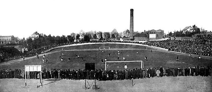 El Velódromo fue otra de las casas del Real Madrid - Odio Eterno Al Fútbol Moderno