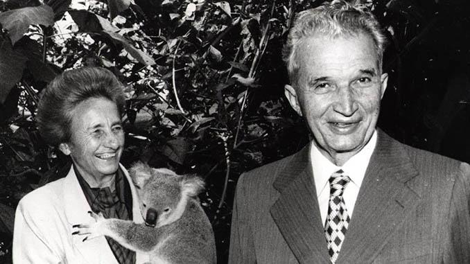 Elena y Nicolae Ceaucescu poco antes de su muerte - Odio Eterno Al Fútbol Moderno
