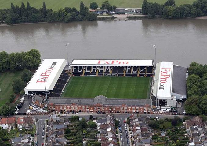 Craven Cottage, el estadio más bonito del mundo - Odio Eterno Al Fútbol Moderno
