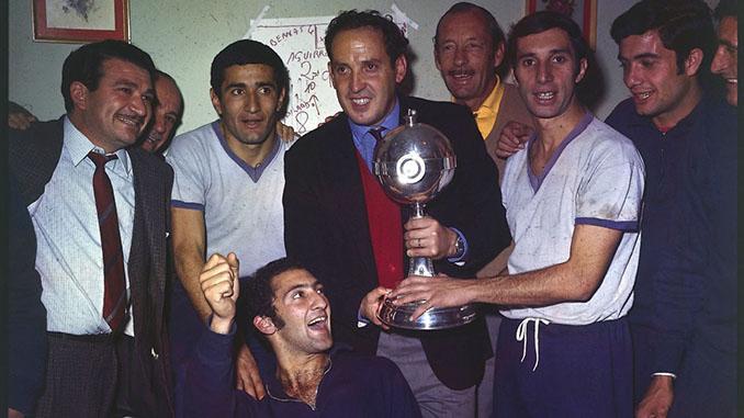 Estudiantes de La Plata ganó tres Copas Libertadores consecutivas entre 1968 y 1970 - Odio Eterno Al Fútbol Moderno