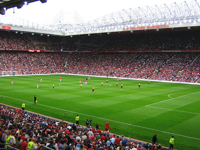 """Old Trafford, """"el teatro de los sueños"""" - Odio Eterno Al Fútbol Moderno"""