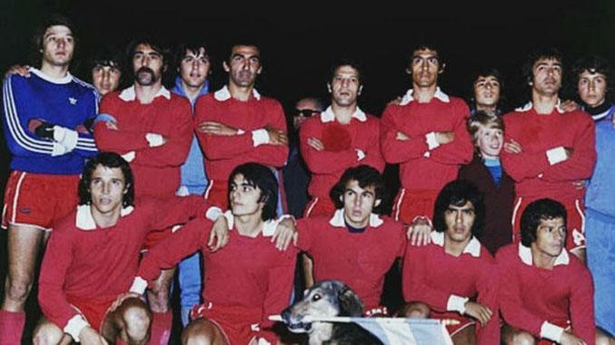 CA Independiente de Avellaneda en 1974 - Odio Eterno Al Fútbol Moderno