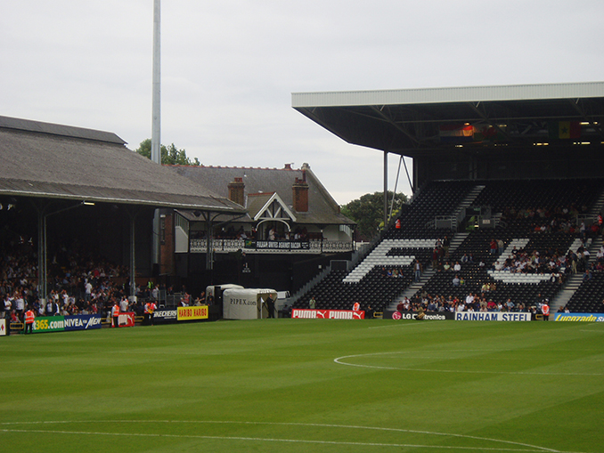 """The Pavilion"" en Craven Cottage - Odio Eterno Al Fútbol Moderno"