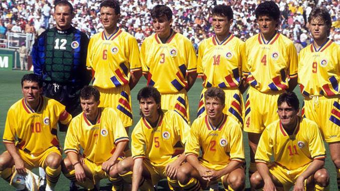 Selección de Rumanía en el Mundial de 1994 - Odio Eterno Al Fútbol Moderno