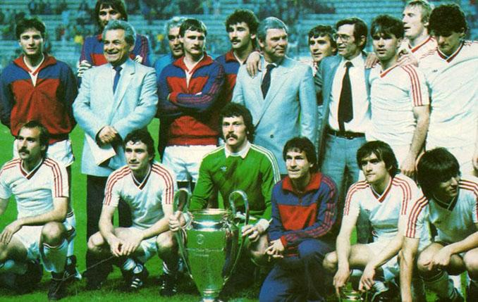 Steaua de Bucarest campeón de Europa en 1986 - Odio Eterno Al Fútbol Moderno