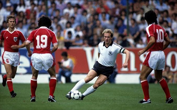 Alemania vs Austria del Mundial de 1982 - Odio Eterno Al Fútbol Moderno