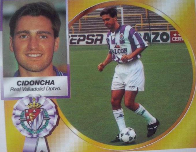 Cromo de José María Cidoncha - Odio Eterno Al Fútbol Moderno