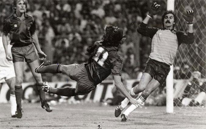 Gol de Marcos Alonso en la final de la Copa del Rey de 1983 - Odio Eterno Al Fútbol Moderno