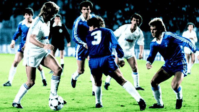 El Real Madrid fue subcampeón de la primera Supercopa de España - Odio Eterno Al Fútbol Moderno