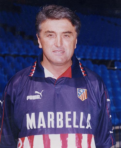 Radomir Antic realizó una profunda reestructuración de plantilla en el Atlético de Madrid - Odio Eterno Al Fútbol Moderno