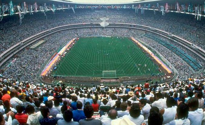 Inauguración del Mundial 1986 en el Estadio Azteca - Odio Eterno Al Fútbol Moderno