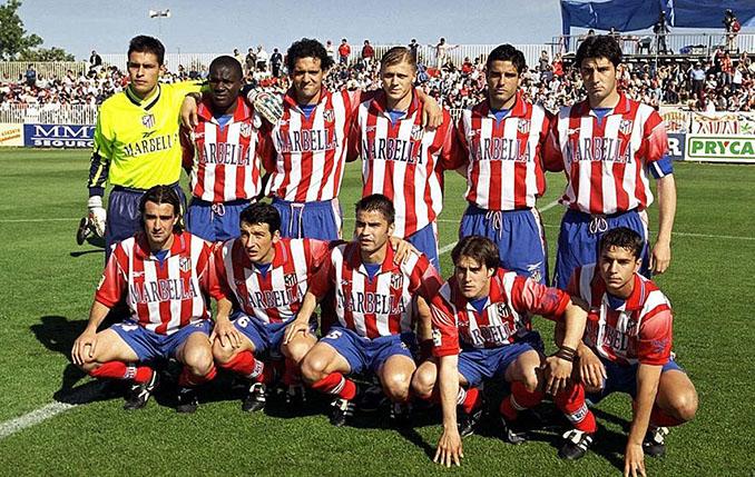 Atletico de Madrid B en la temporada 1998-1999 - Odio Eterno Al Fútbol Moderno