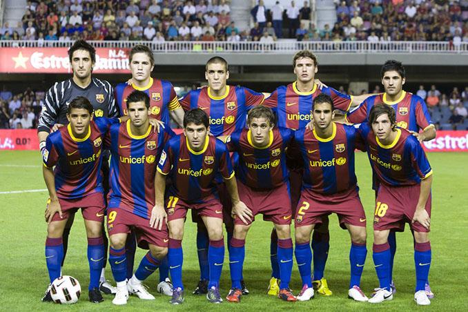 FC Barcelona B en la temporada 2010-2011 - Odio Eterno Al Fútbol Moderno