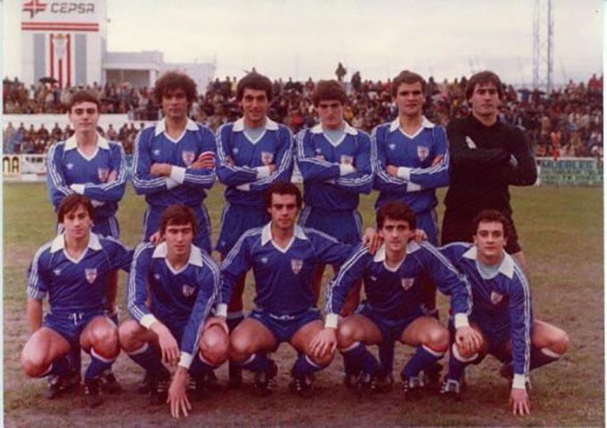 Bilbao Athletic en la temporada 1983-1984 - Odio Eterno Al Fútbol Moderno