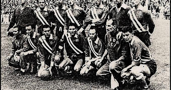 El CD Condal jugó en Primera División en la 1956-1957 - Odio Eterno Al Fútbol Moderno