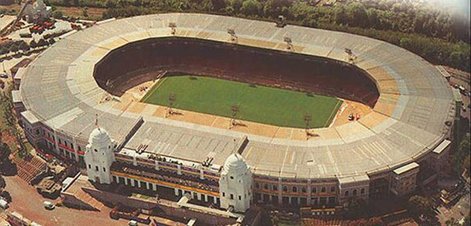 Estadio Wembley originalmente conocido como Empire Stadium - Odio Eterno Al Fútbol Moderno