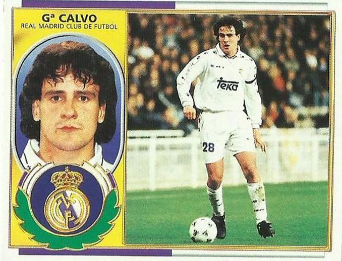 Cromo de José Antonio García Calvo - Odio Eterno Al Fútbol Moderno