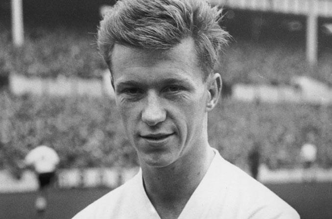 John White leyenda del Tottenham Hotspur - Odio Eterno Al Fútbol Moderno