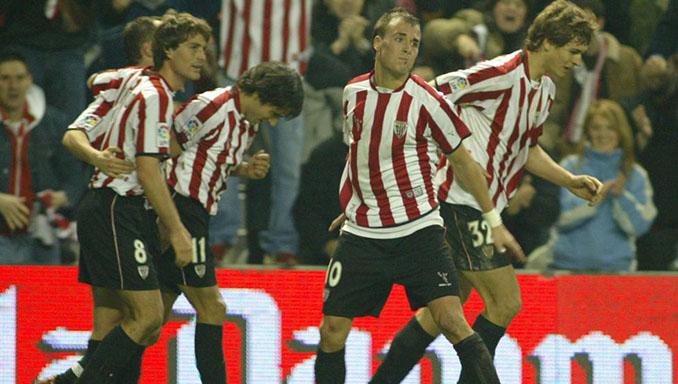 El gol de Julen Guerrero selló una épica remontada frente a Osasuna en 2005 - Odio Eterno Al Fútbol Moderno