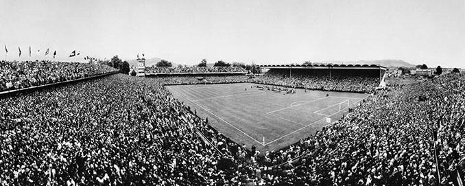 """Final del Mundial 1954 en el Wankdorfstadion, """"El Milagro de Berna"""" - Odio Eterno Al Fútbol Moderno"""