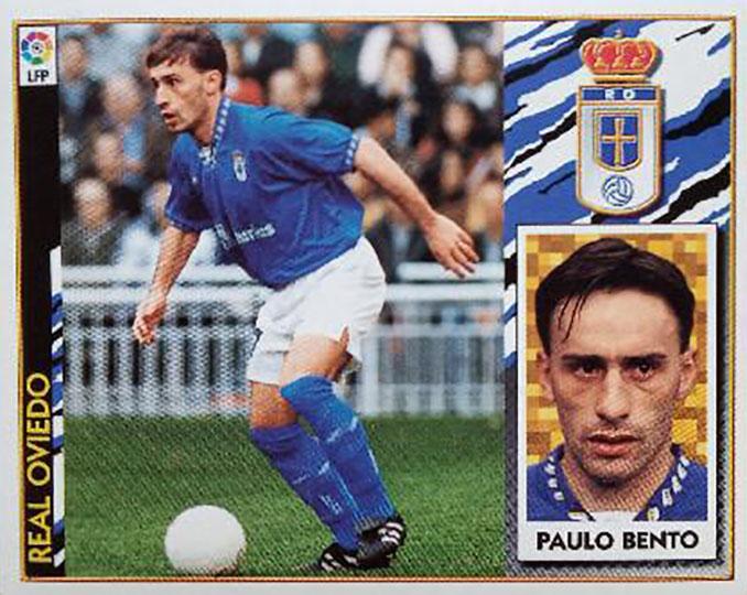 Cromo de Paulo Bento - Odio Eterno Al Fútbol Moderno