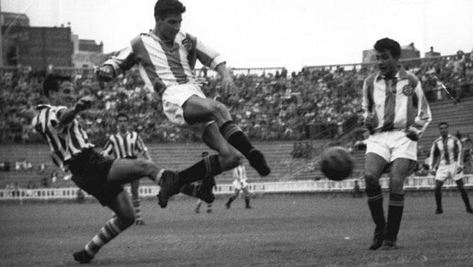 Encuentro de la SD Industrial en la temporada 1955-1956 - Odio Eterno Al Fútbol Moderno
