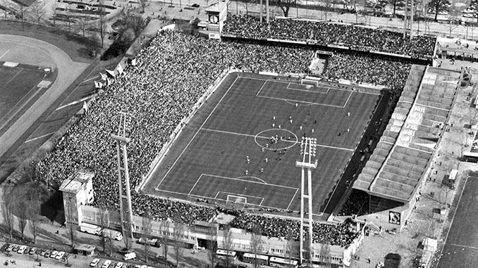 Wankdorfstadion el templo del fútbol suizo - Odio Eterno Al Fútbol Moderno