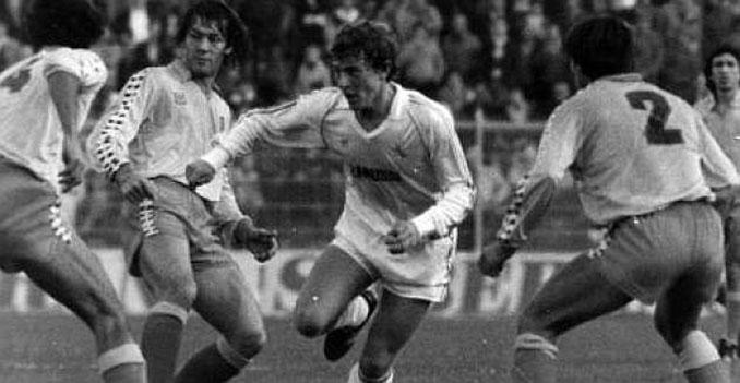 El gol de Butragueño al Cádiz CF fue uno de los mejores de su carrera - Odio Eterno Al Fútbol Moderno