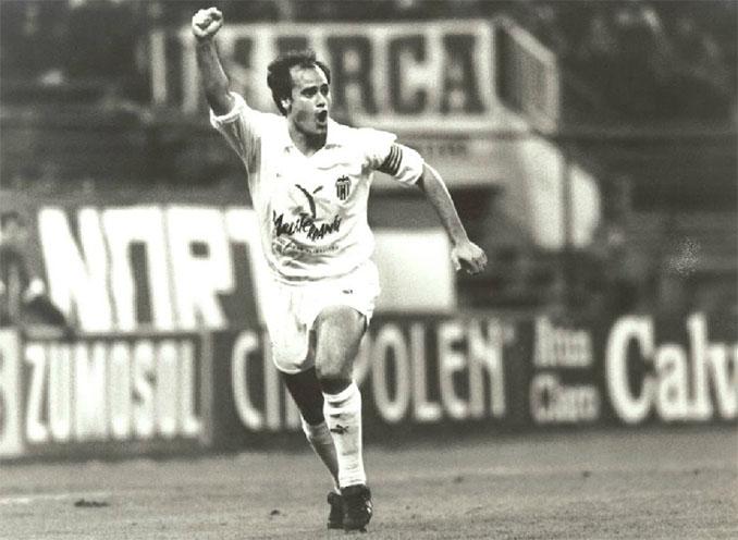 El gol de Fernando Gómez Colomer al Real Murcia fue uno de los mejores de su carrera - Odio Eterno Al Fútbol Moderno