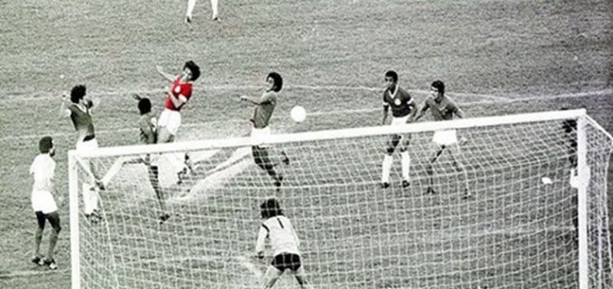 """El """"Gol Iluminado"""" de Elías Figueroa - Odio Eterno Al Fútbol Moderno"""