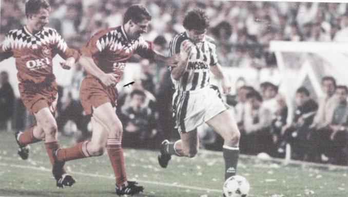 Duelo entre el Real Betis y el FC Kaiserslautern en la Copa de la UEFA 1995-1996 - Odio Eterno Al Fútbol Moderno