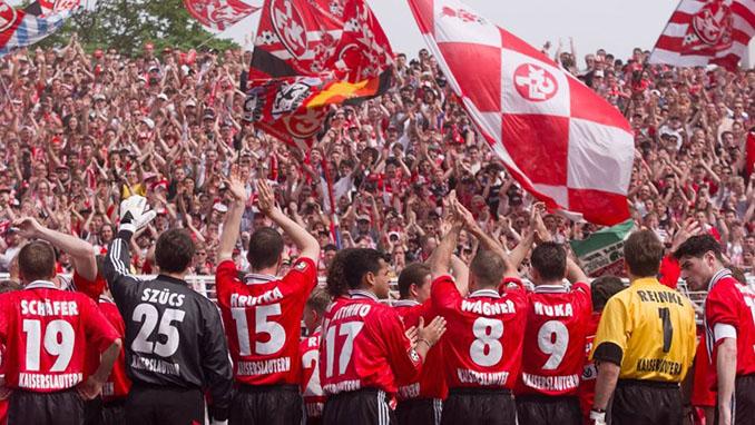 FC Kaiserslautern en 1998 - Odio Eterno Al Fútbol Moderno