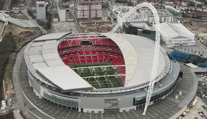 Nuevo Estadio de Wembley - Odio Eterno Al Fútbol Moderno