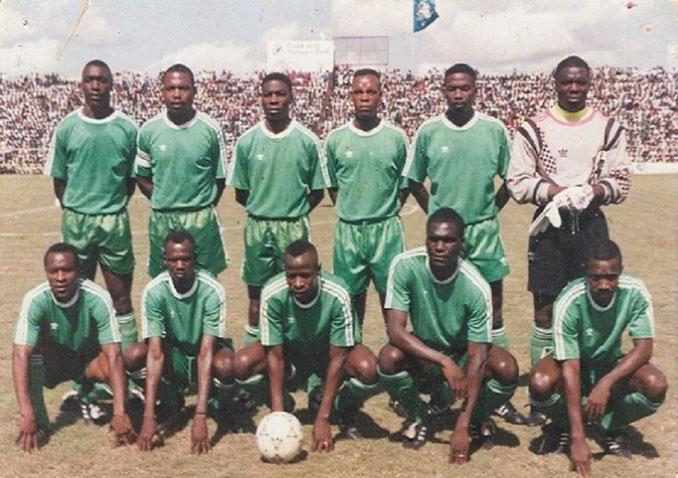 Selección de Zambia en 1993 - Odio Eterno Al Fútbol Moderno