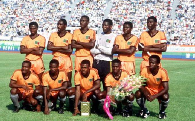 Zambia en los Juegos Olímpicos de Seúl 1988 - Odio Eterno Al Fútbol Moderno