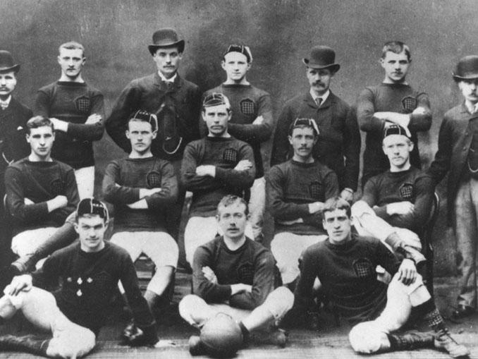 Hasta 2002 el Arbroath FC poseía el récord de la mayor goleada de la historia - Odio Eterno Al Fútbol Moderno