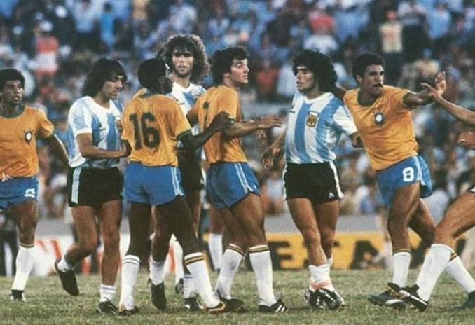 Argentina vs Brasil del Mundial 1982 - Odio Eterno Al Fútbol Moderno