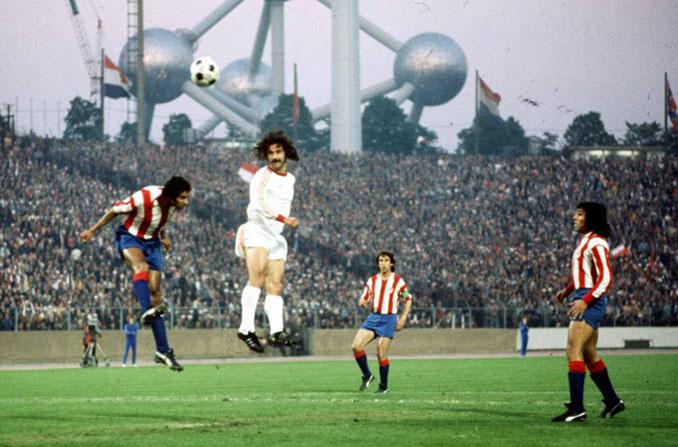 Atlético de Madrid vs Bayern de Múnich de 1974 - Odio Eterno Al Fútbol Moderno