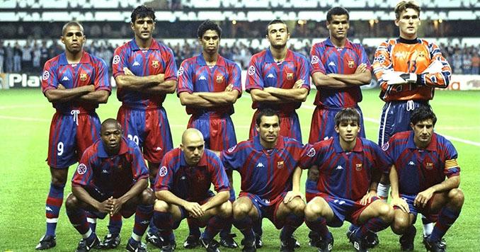 FC Barcelona en la temporada 1997-1998 - Odio Eterno Al Fútbol Moderno