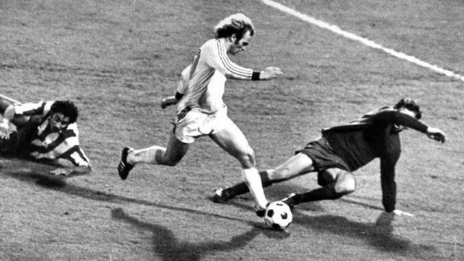 Atlético de Madrid vs Bayern de Múnich en 1974 - Odio Eterno Al Fútbol Moderno