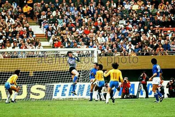 Brasil vs Italia del Mundial 1978 - Odio Eterno Al Fútbol Moderno
