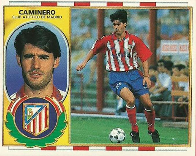 Cromo de José Luis Pérez Caminero - Odio Eterno Al Fútbol Moderno