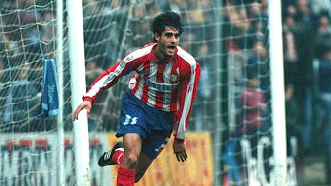 Caminero cerró la remontada del Atlético de Madrid ante el Barcelona en 1993 - Odio Eterno Al Fútbol Moderno