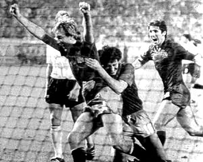 España ganó a Alemania por primera vez en partido oficial en la Eurocopa de 1984 - Odio Eterno Al Fútbol Moderno